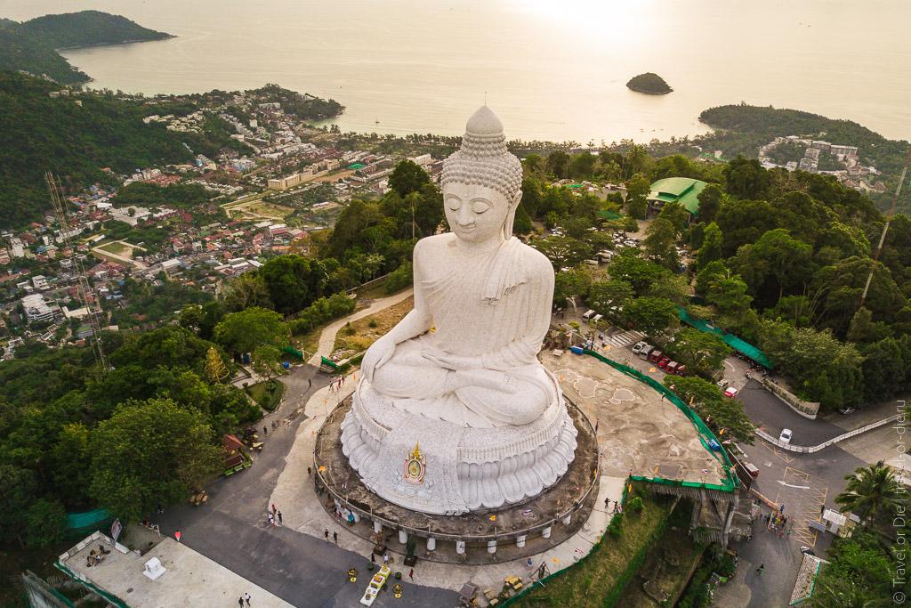 главные достопримечательности пхукета большой будда