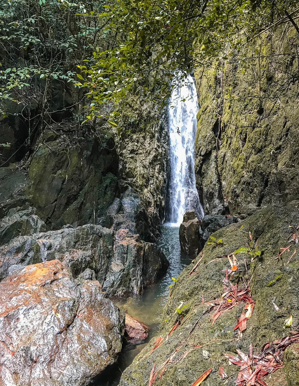 лучшие достопримечательности пхукета Водопад Банг Пэ