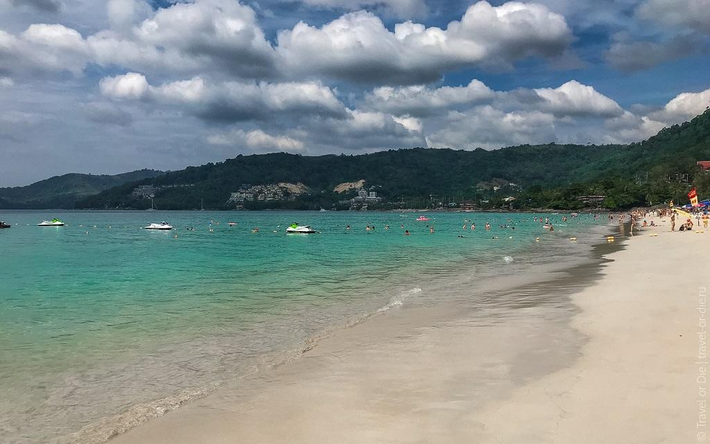лучшие пляжи пхукета Патонг