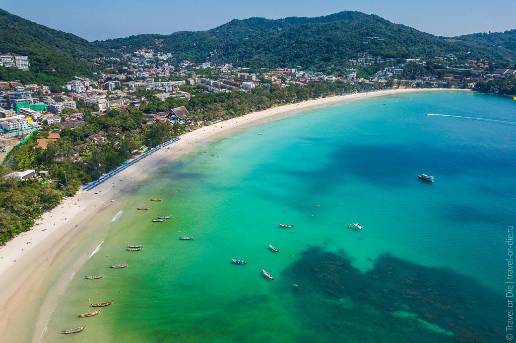 лучшие пляжи пхукета Пляж Ката