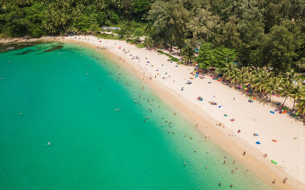 пляжи на пхукете Пляж Сурин