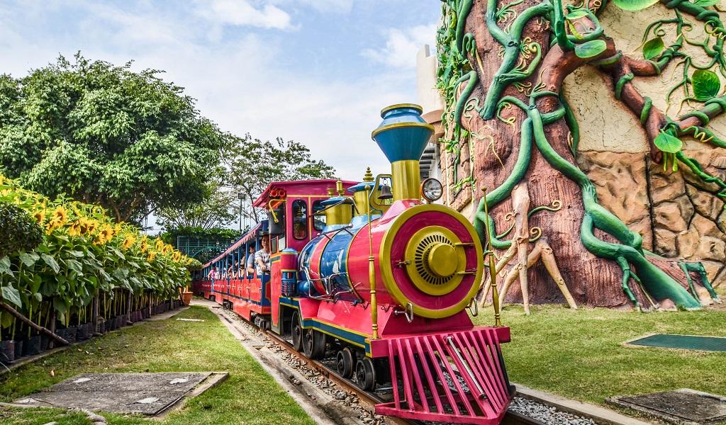 Dream World Бангкок - Dream Garden