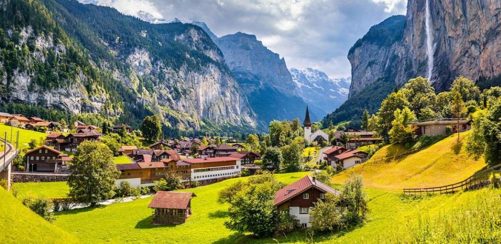 Экскурсии в Швейцарии