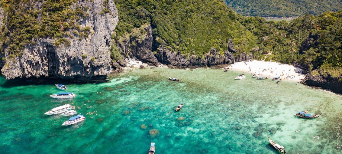 Лучшие острова Пхукета, острова рядом с Пхукетом отзывы туристов, фото, как добраться