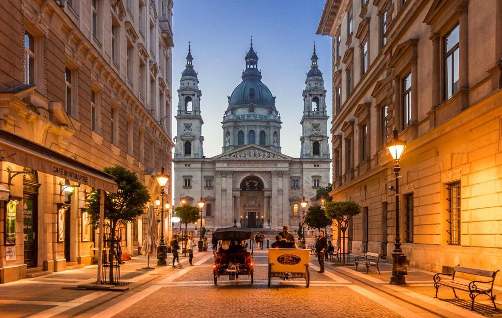 Обзорные экскурсии по Будапешту на авто