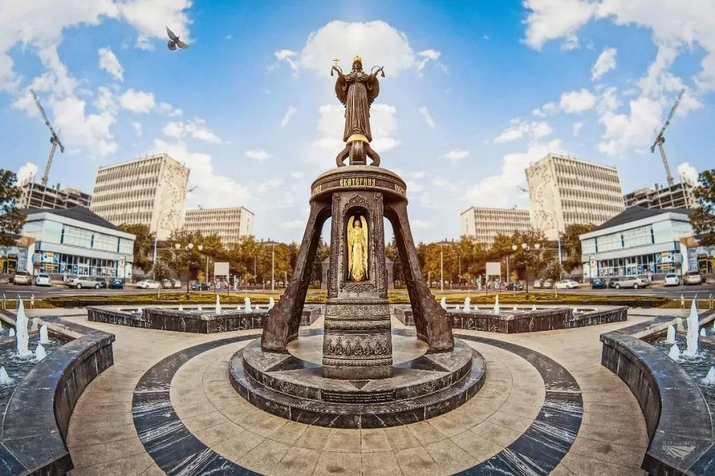 Обзорные экскурсии по Краснодару