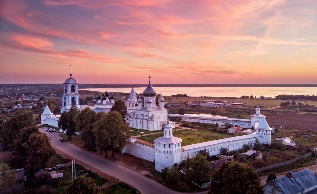 Обзорные экскурсии по Переславлю-Залесскому