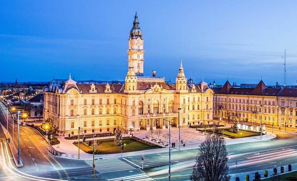 экскурсия будапешт братислава Городок Дьор