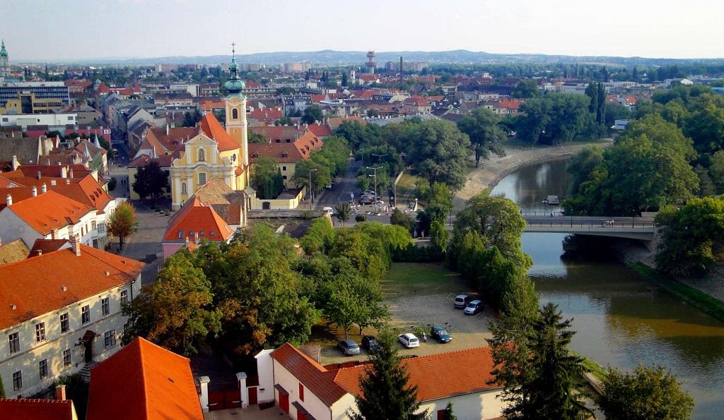 экскурсия из будапешта в братиславу город дьёр