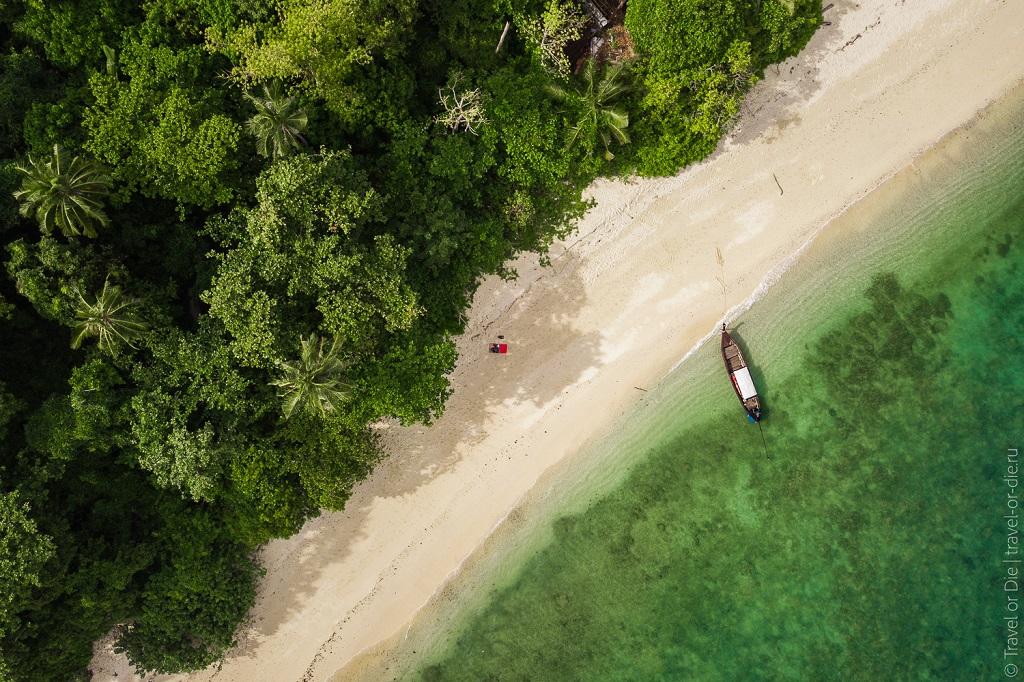 остров ко лон рядом с пхукетом