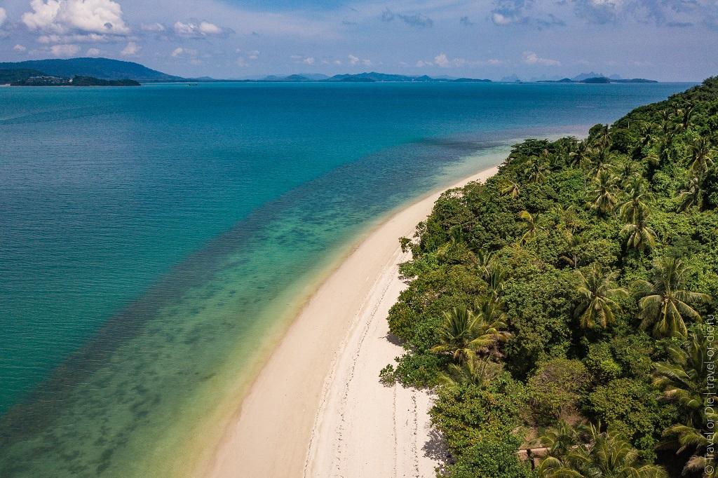 острова с пхукетом Жемчужный остров Ранг Яй