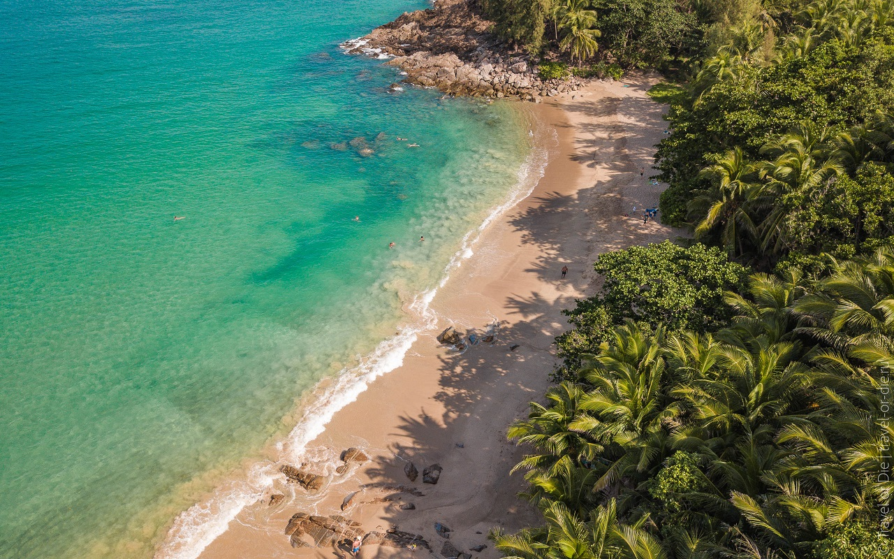 пляж банана бич пхукет таиланд отзывы отели как добраться