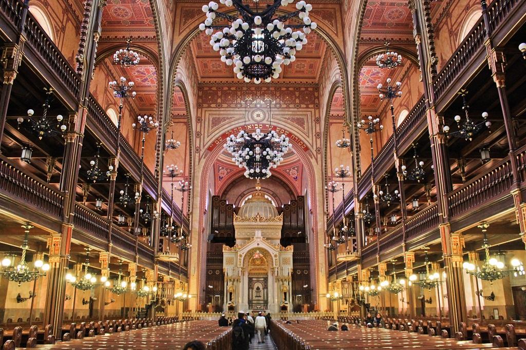 Достопримечательности Будапешта - Большая Синагога
