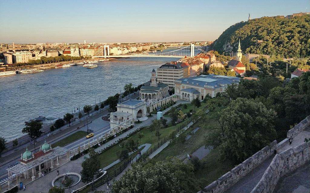 Достопримечательности Будапешта - Будайские холмы