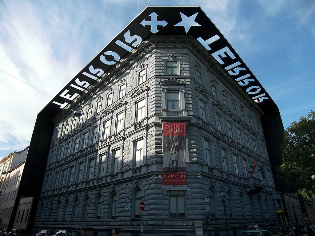 Достопримечательности Будапешта - Дом Террора