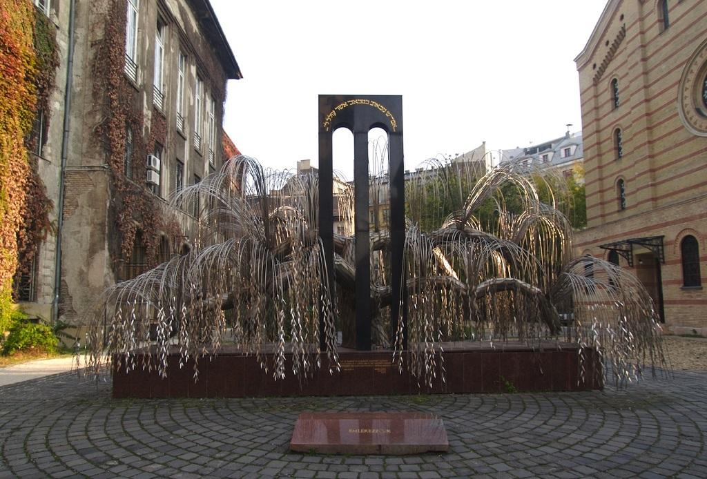 Достопримечательности Будапешта - Еврейский квартал