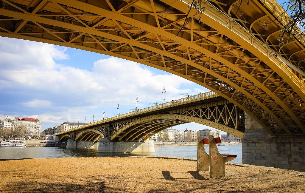 Достопримечательности Будапешта - Мост Маргит