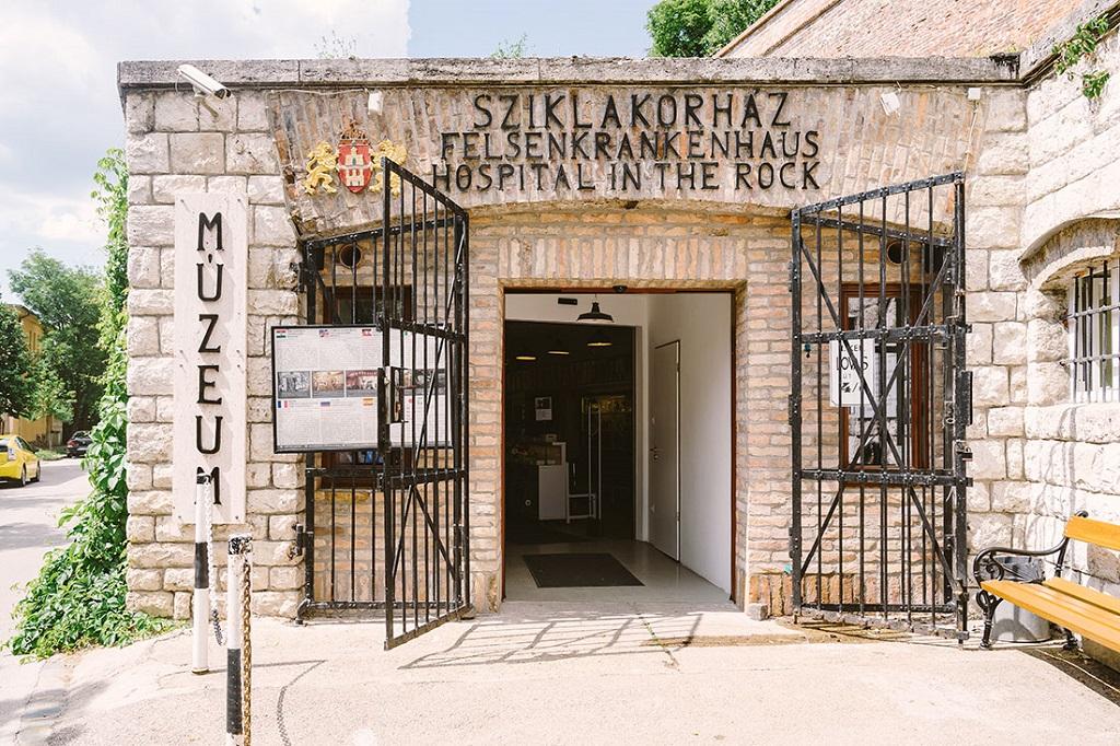 Достопримечательности Будапешта - Музей Госпиталь в Скале