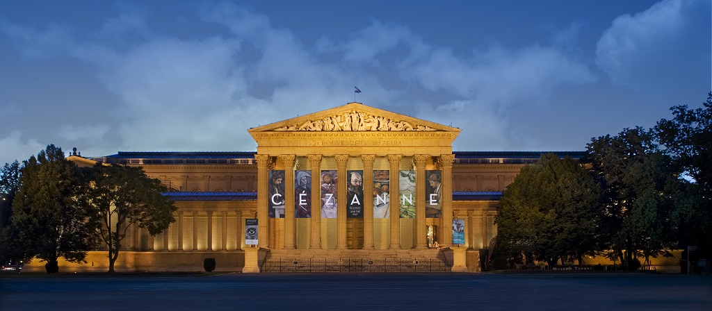 Достопримечательности Будапешта - Музей изобразительных искусств Будапешта
