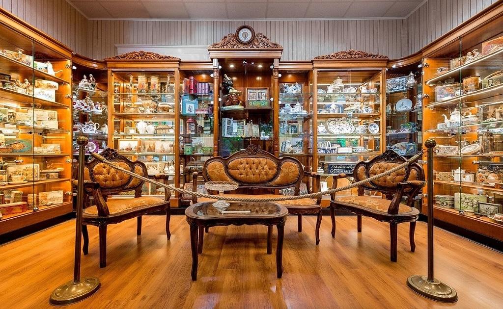 Достопримечательности Будапешта - Музей шоколада