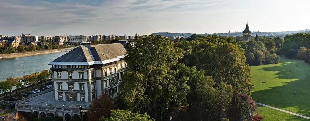 Достопримечательности Будапешта - Остров Маргит