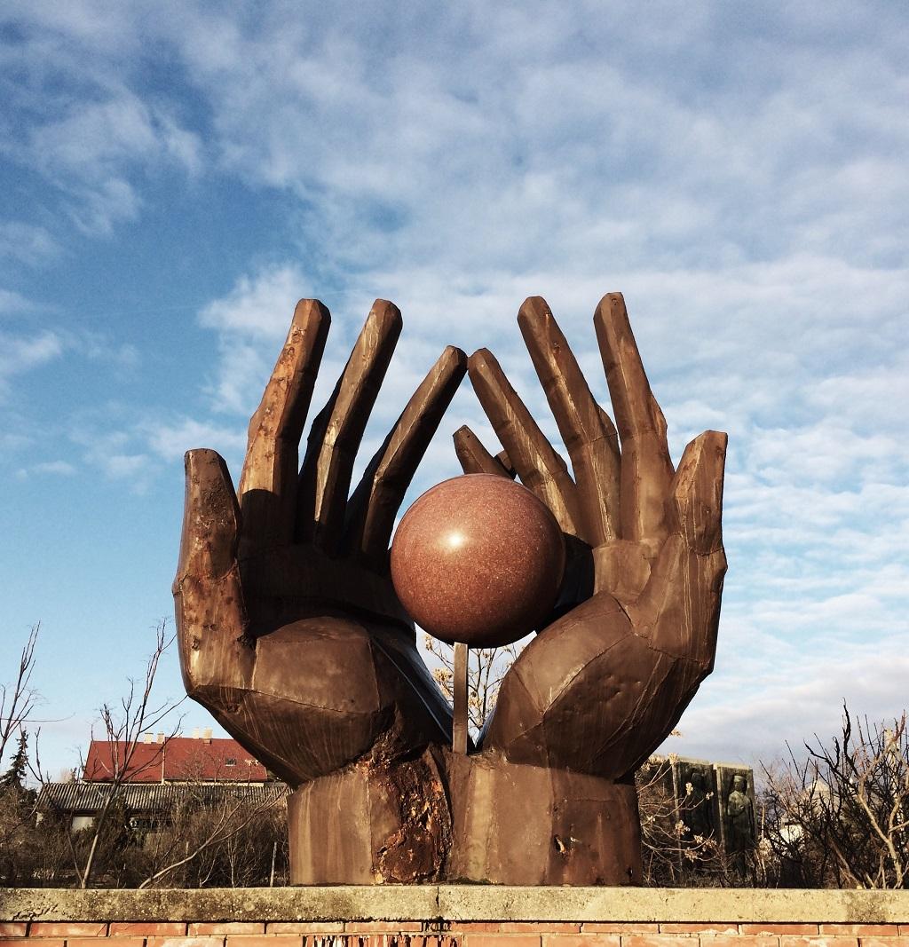 Достопримечательности Будапешта - Парк Мементо