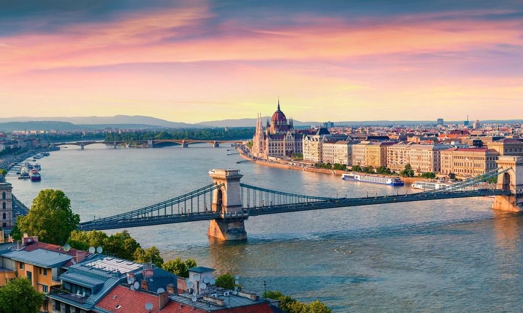 Достопримечательности Будапешта - Река Дунай
