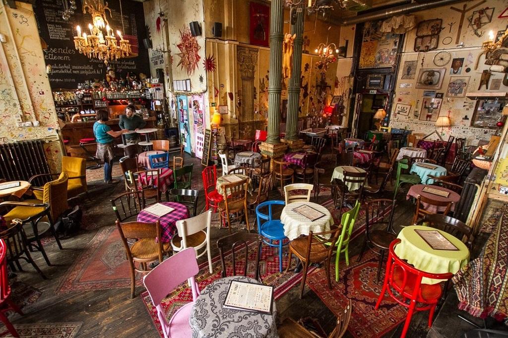 Достопримечательности Будапешта - Руин-бары Будапешта