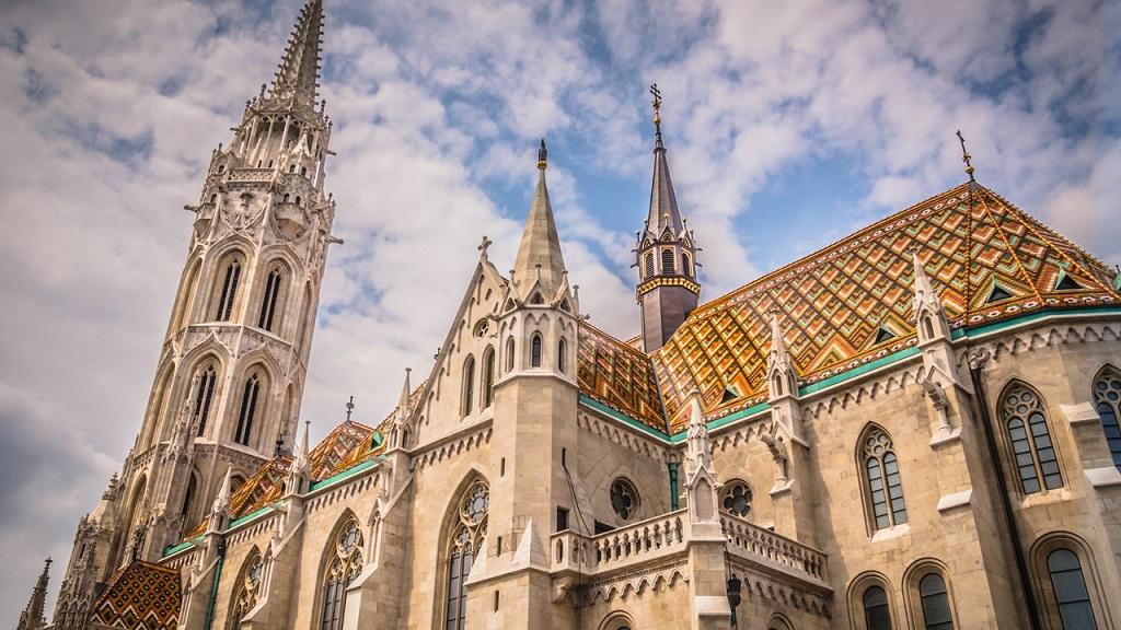 Достопримечательности Будапешта - Церковь Матьяша