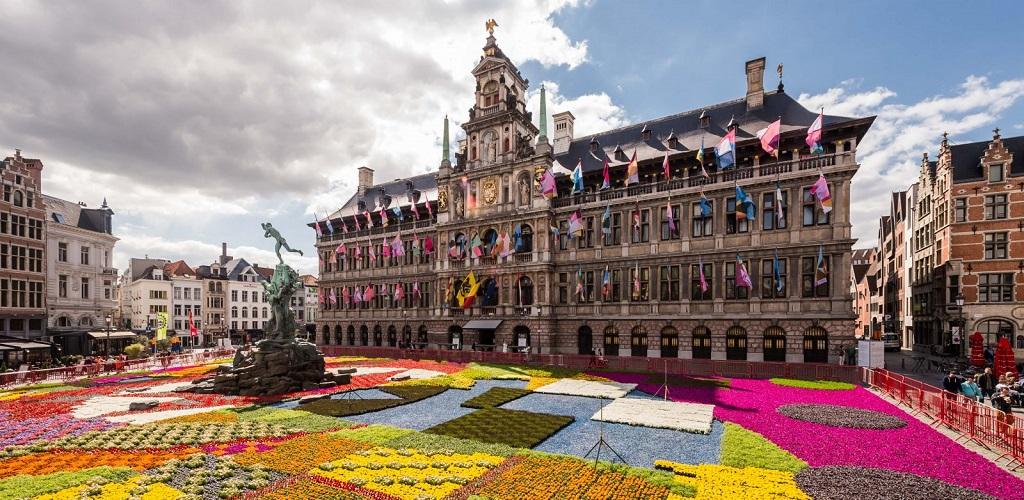 Экскурсии в Антверпене
