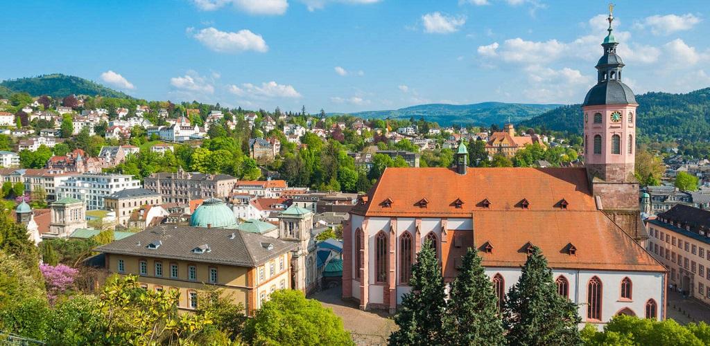 Экскурсии в Баден-Бадене