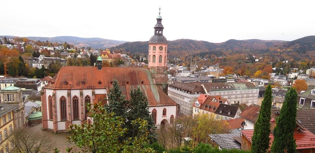 Индивидуальные экскурсии в Баден-Бадене