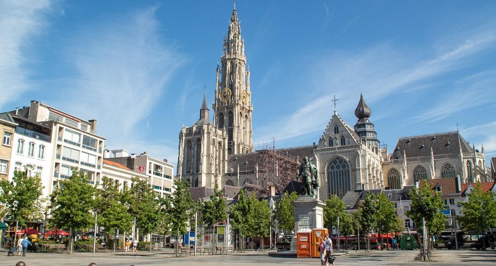 Необычные экскурсии в Антверпене