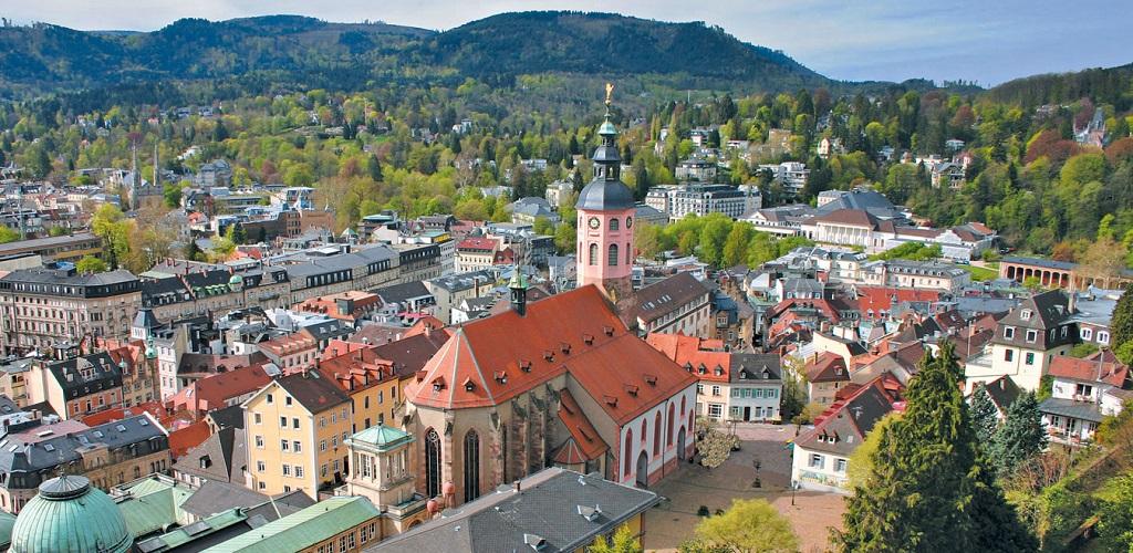 Обзорные экскурсии по Баден-Бадену