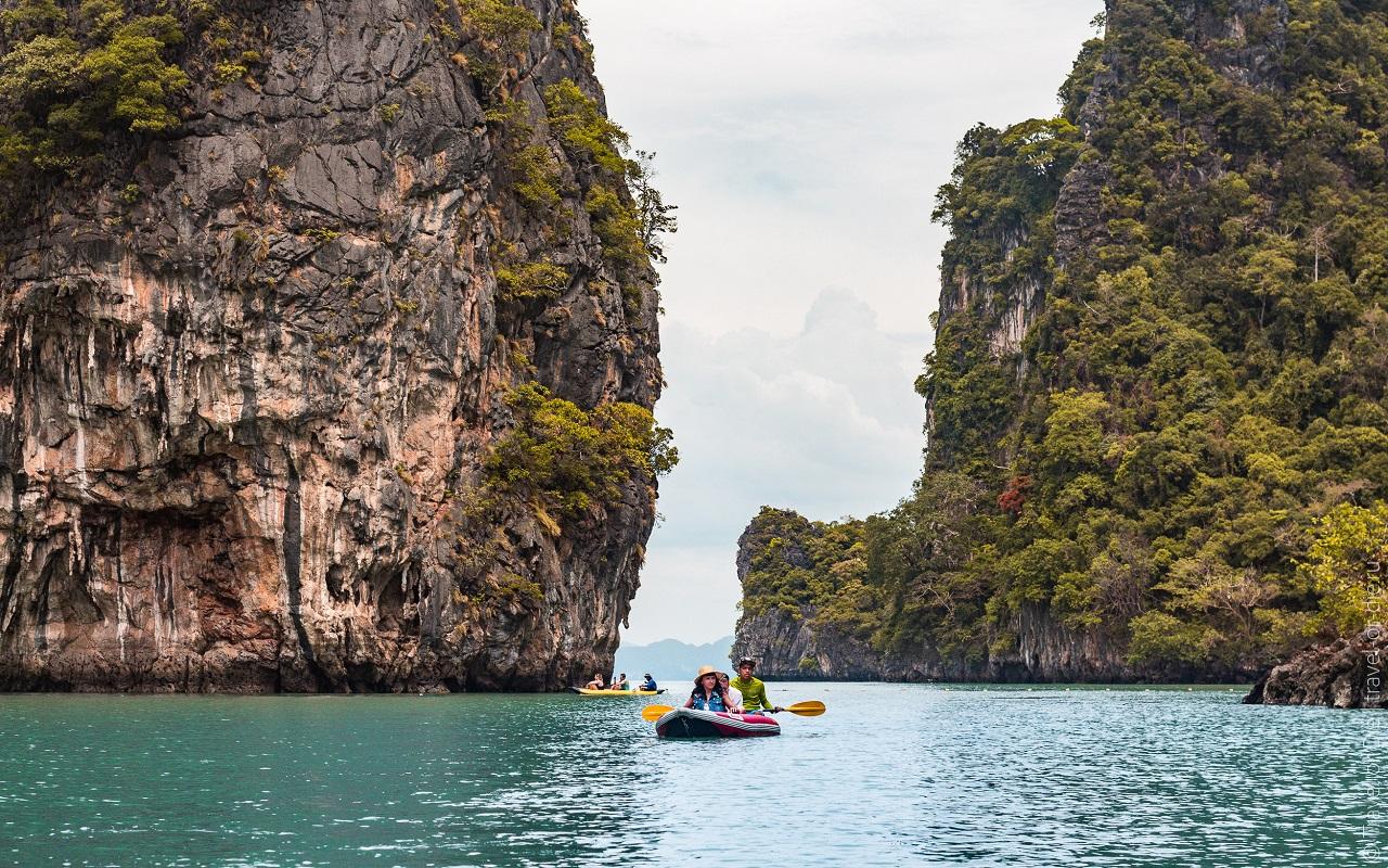 Остров Хонг, Пхукет, Таиланд экскурсии, как добраться, отзывы