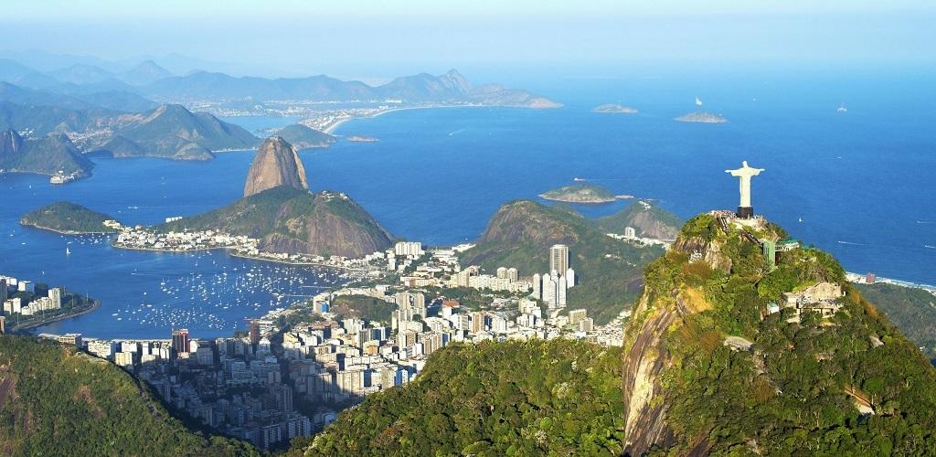 гиды в бразилии