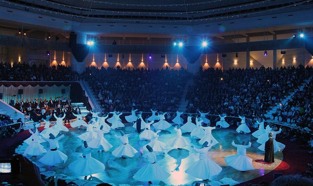 Билеты на шоу дервишей в Стамбуле
