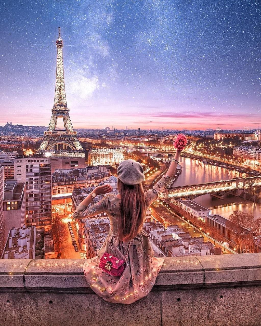 Фотосессия в Париже недорого цены