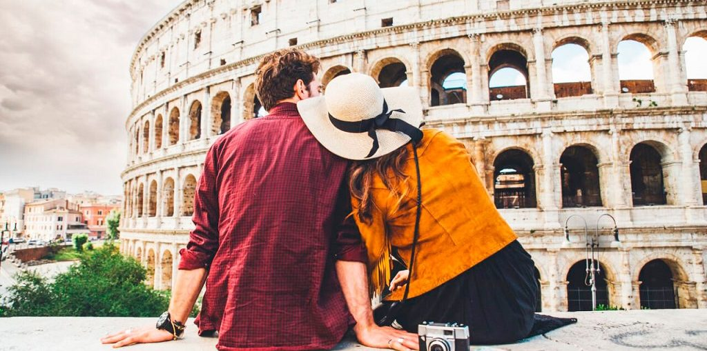 Фотосессия в Риме Русский фотограф в Риме недорого цена, места