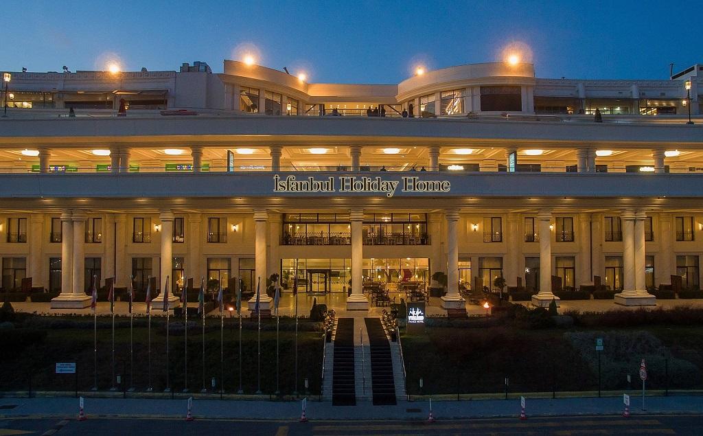 Исфанбул Парк отель Isfanbul Holiday Home & Suites