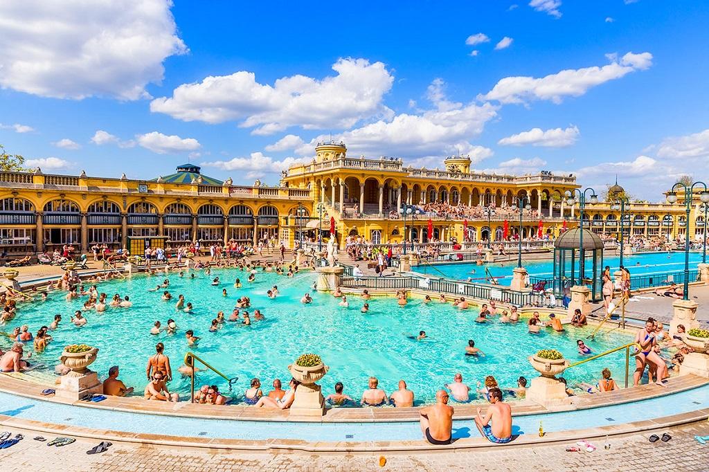 Купальни Будапешта цены, отзывы, какую выбрать, билеты онлайн