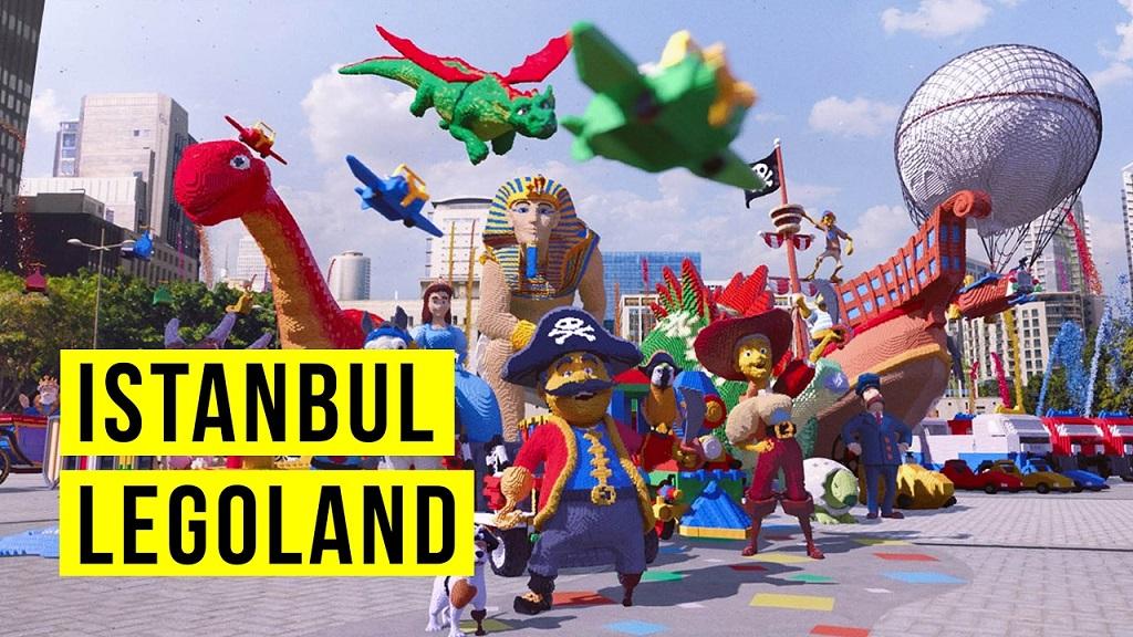 Леголенд в Стамбуле билеты, отзывы, официальный сайт