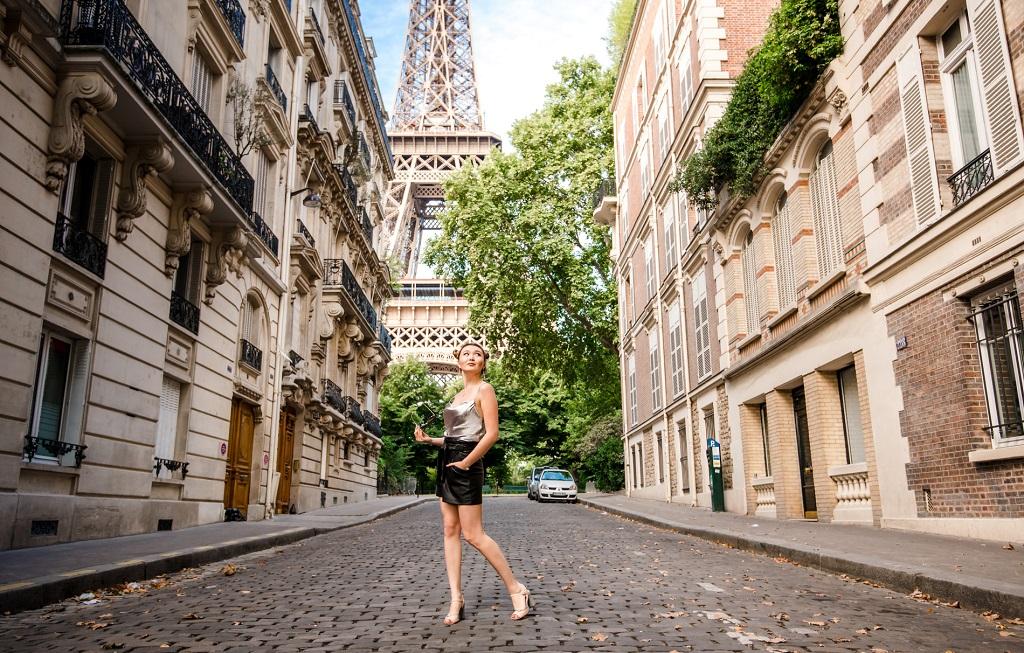 Лучшие фотосессии в Париже с русскими фотографами