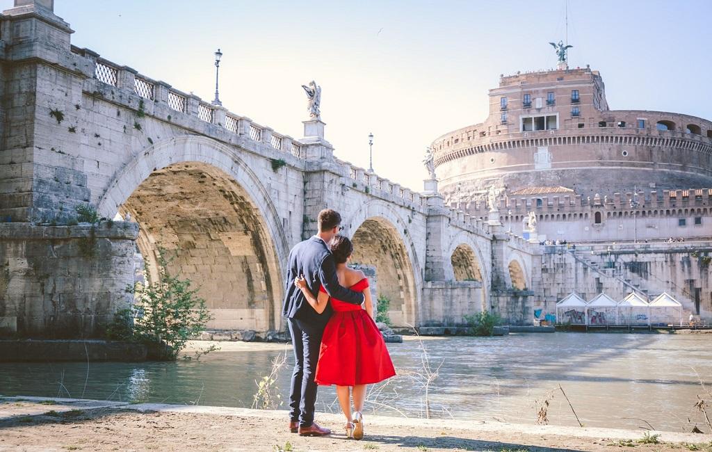 Лучшие фотосессии в Риме с русскими фотографами
