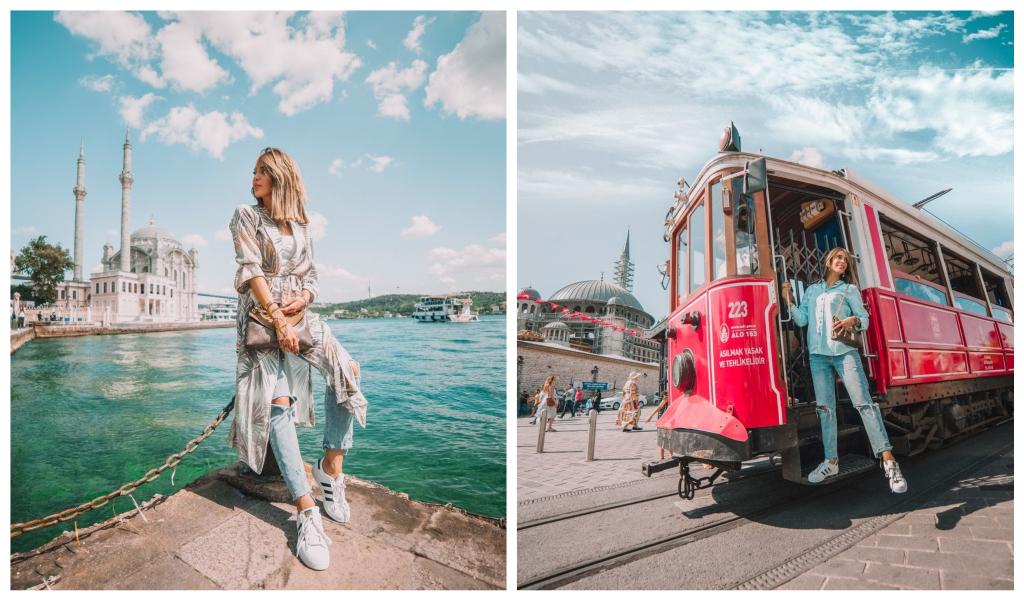 Лучшие фотосессии в Стамбуле