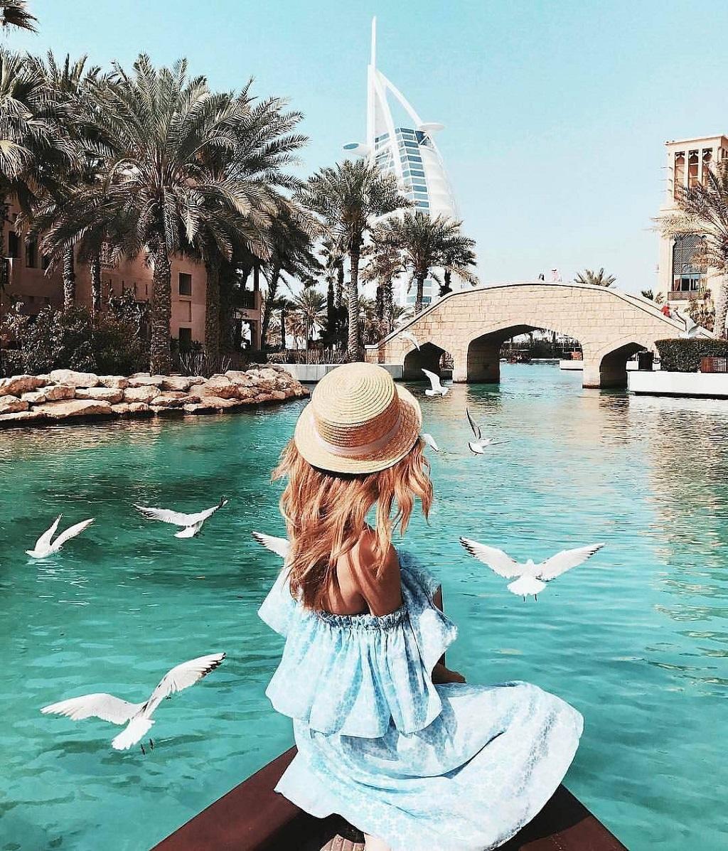 Места для фотосессий в Дубае