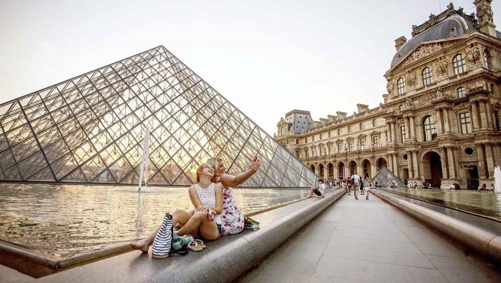 Места для фотосессий в Париже