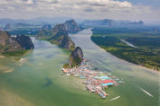 Морские цыгане Пхукета и Тайланда - деревня и остров морских цыган Ко Пани