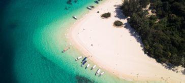 Остров Бамбу в Тайланде Бамбуковый остров Пхи-Пхи с Пхукета фото, отзывы
