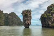 Остров Джеймса Бонда в Тайланде экскурсия на остров джеймса бонда с Пхукета, отзывы, цены, фото